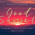 Good Sunset1