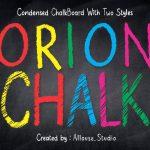 Orion Chalk1