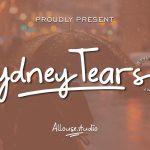 Sydney Tears1