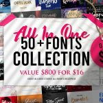 All In One 50 Fonts Collection42