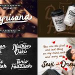 All In One 50 Fonts Collection61