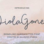 Handcraft Fonts Bundle21
