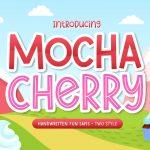Mocha Cherry1